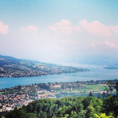 View from the Uetliberg