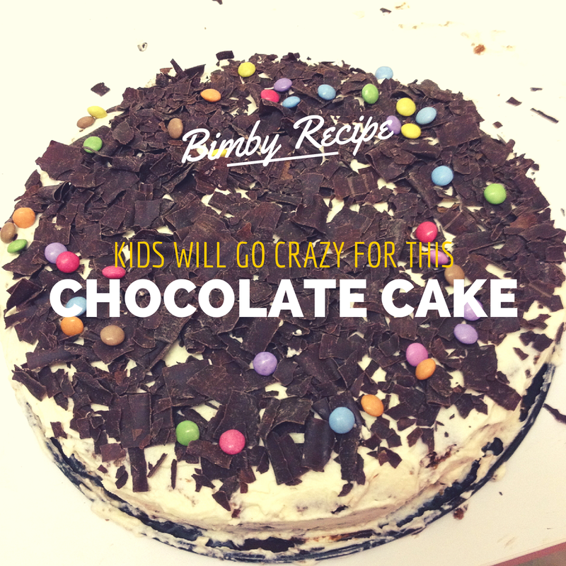 The Chocolate Cake Kids Will Go Crazy For And Adults Too Tutto