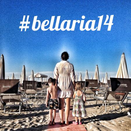 family holidays bellaria 2014